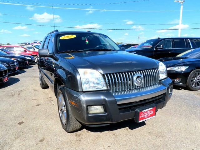 2007 Mercury Mountaineer V6 Premier AWD