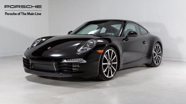 2016 Porsche 911 Carrera GTS Coupe RWD