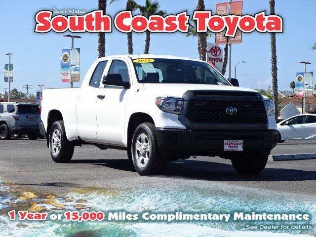 2018 Toyota Tundra SR Double Cab 4.6L