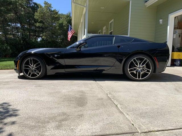 2015 Chevrolet Corvette Stingray Z51 1LT Coupe RWD