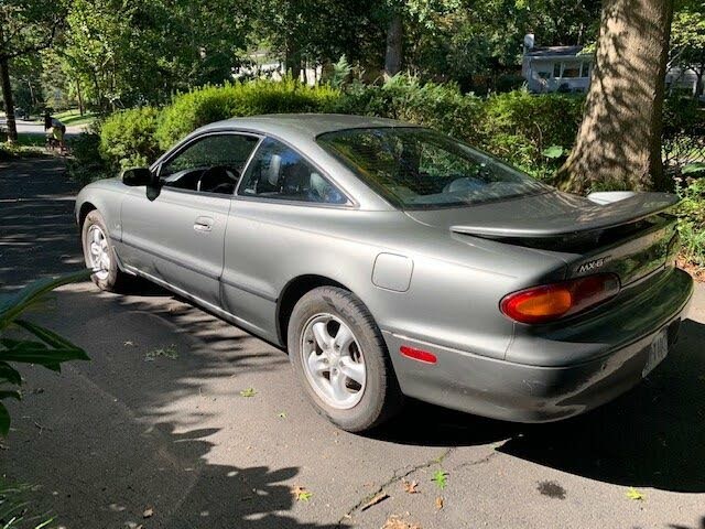 1997 Mazda MX-6 2 Dr LS Coupe