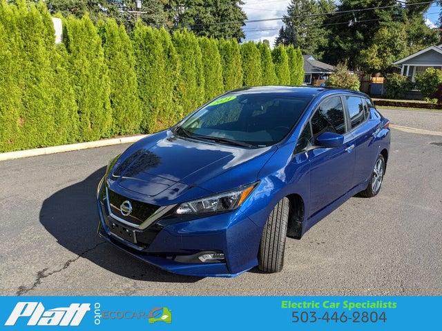 2021 Nissan LEAF SV Plus FWD
