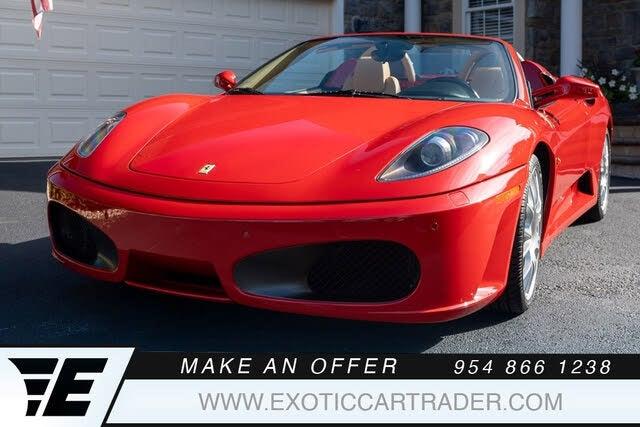 2008 Ferrari F430 Spider 2 Dr Spider