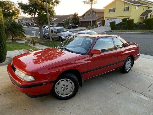 1989 Mazda MX-6 GT Turbo Coupe