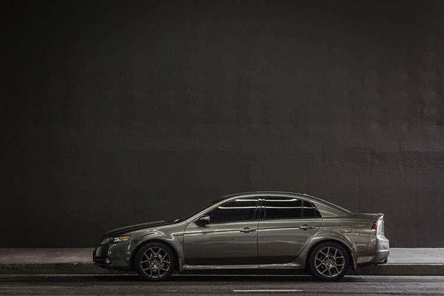 2007 Acura TL Type-S FWD with Summer Tires