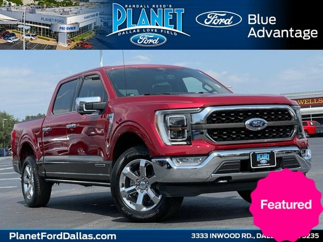2021 Ford F-150 King Ranch SuperCrew 4WD