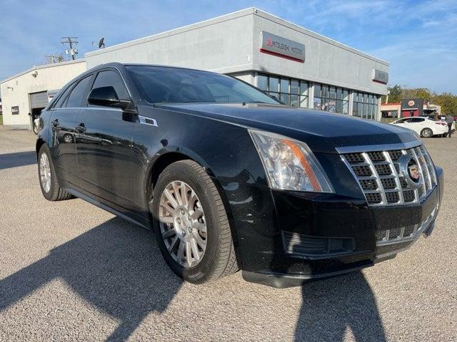2014 Cadillac CTS Sport Wagon 3.0L Luxury AWD