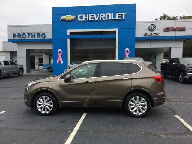 2017 Buick Envision Premium II AWD