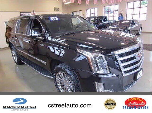 2016 Cadillac Escalade ESV RWD