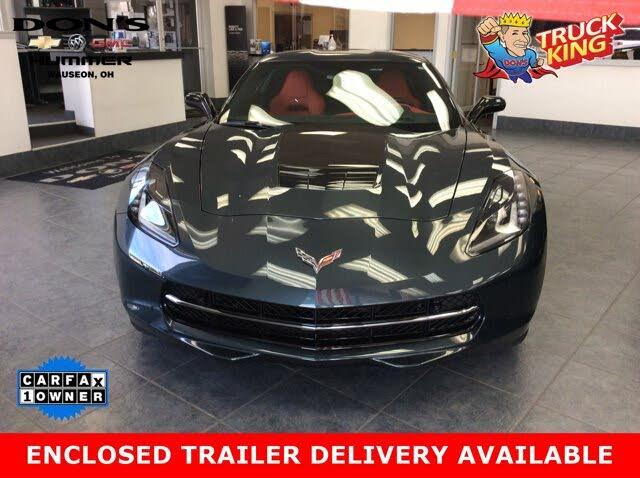 2019 Chevrolet Corvette Stingray Z51 2LT Coupe RWD