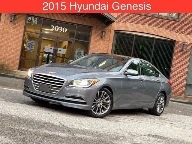 2015 Hyundai Genesis 3.8 AWD