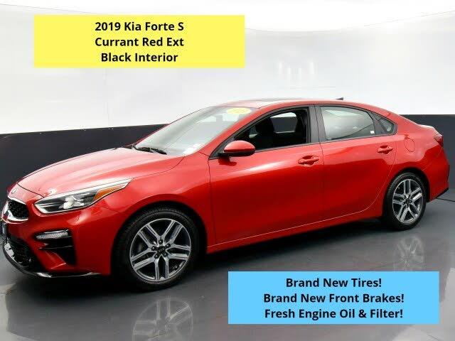 2019 Kia Forte S FWD
