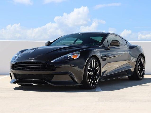 2015 Aston Martin Vanquish Coupe RWD