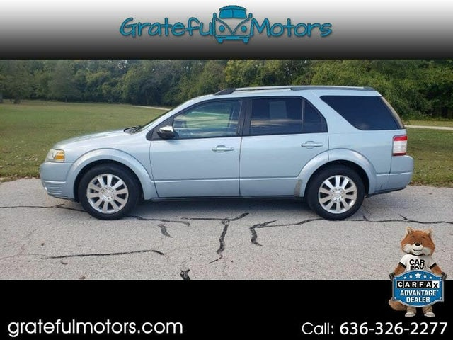 2008 Ford Taurus X Limited AWD