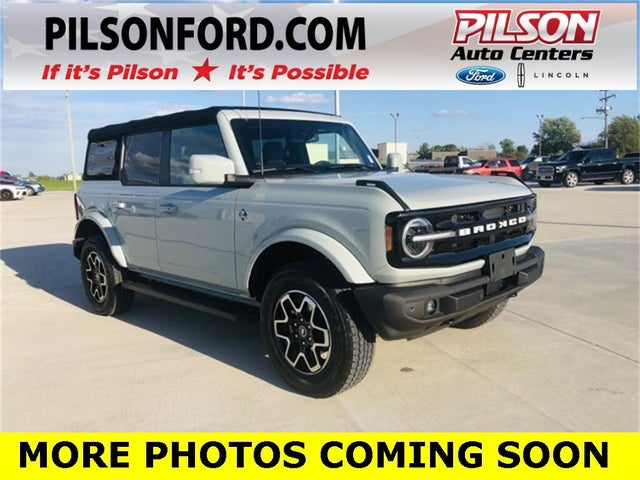 2021 Ford Bronco Outer Banks Advanced 4-Door 4WD