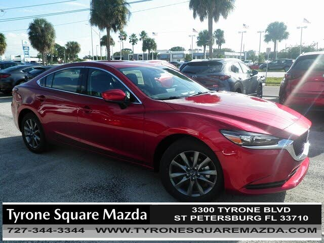 2021 Mazda MAZDA6 Sport FWD