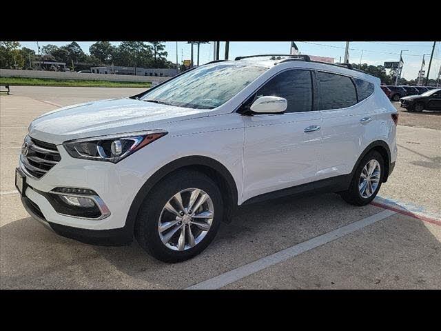 2018 Hyundai Santa Fe Sport 2.0T FWD