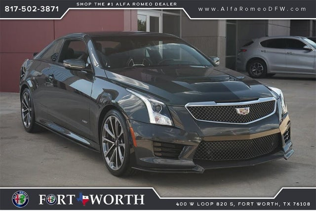 2018 Cadillac ATS-V Coupe RWD