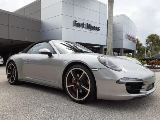 2014 Porsche 911 Carrera 4S Cabriolet AWD