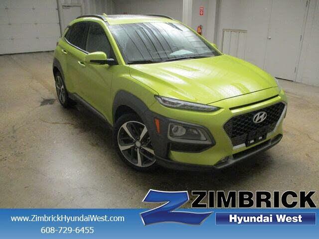 2020 Hyundai Kona Limited AWD