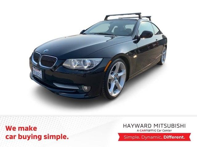 2011 BMW 3 Series 335i Coupe RWD