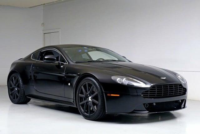 2014 Aston Martin V8 Vantage S Coupe RWD