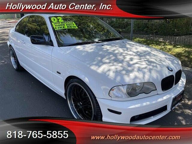 2002 BMW 3 Series 330Ci Coupe RWD