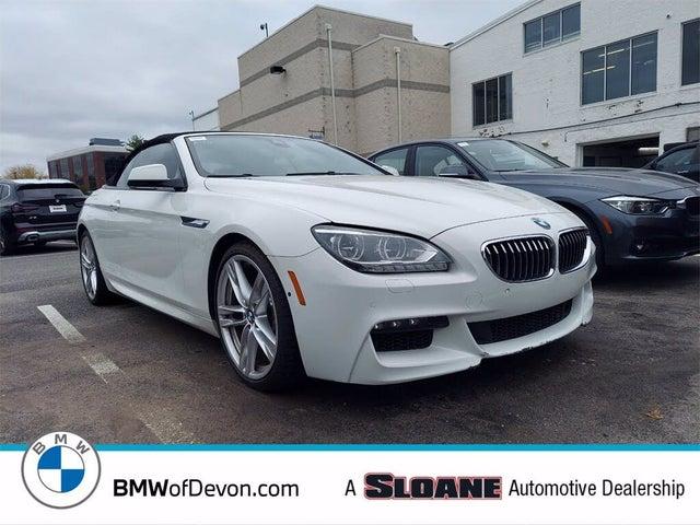2014 BMW 6 Series 640i Convertible RWD