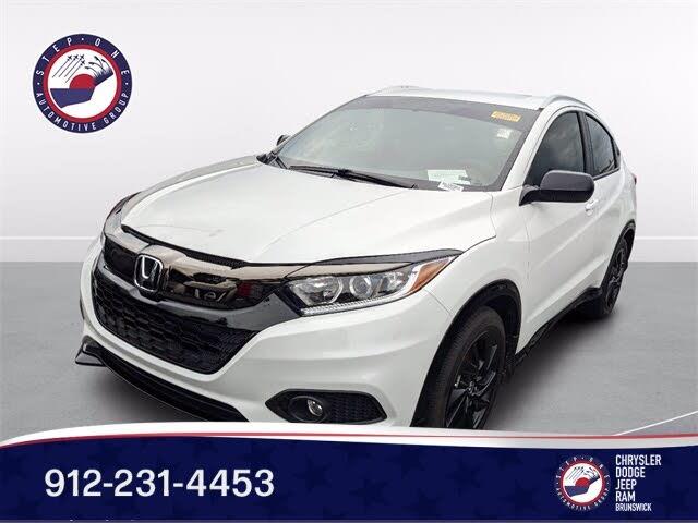 2021 Honda HR-V Sport FWD
