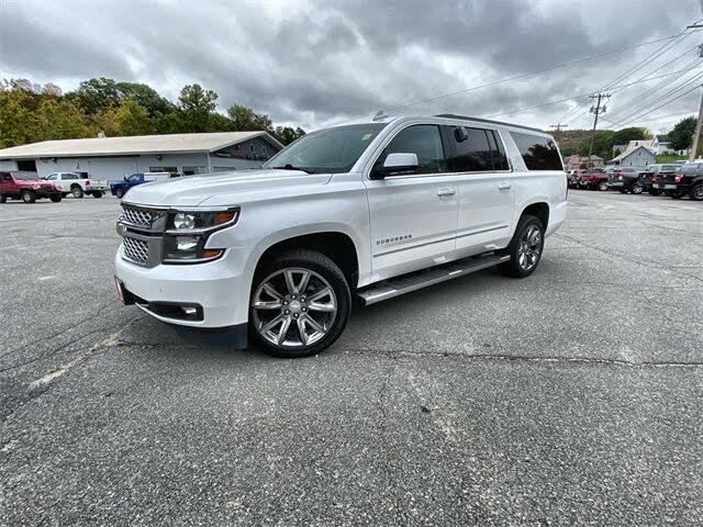 2019 Chevrolet Suburban 1500 LT 4WD
