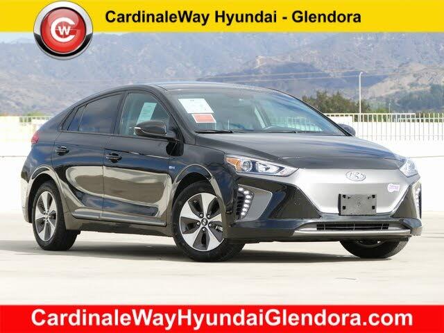 2019 Hyundai Ioniq Electric FWD