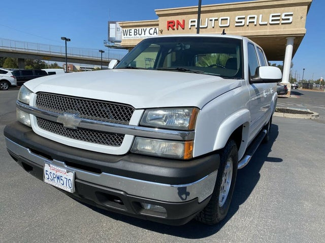 2006 Chevrolet Avalanche 1500 LT 4WD