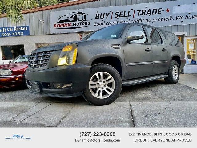 2008 Cadillac Escalade ESV 4WD