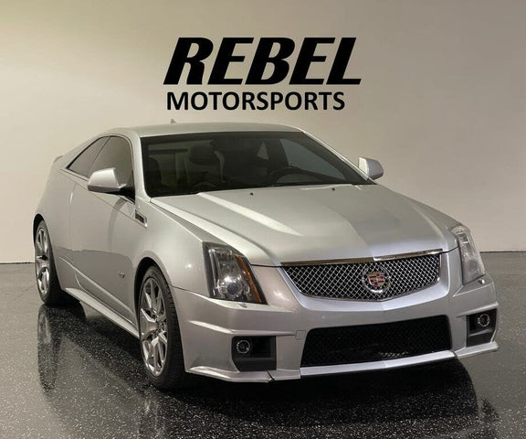 2011 Cadillac CTS-V Coupe RWD