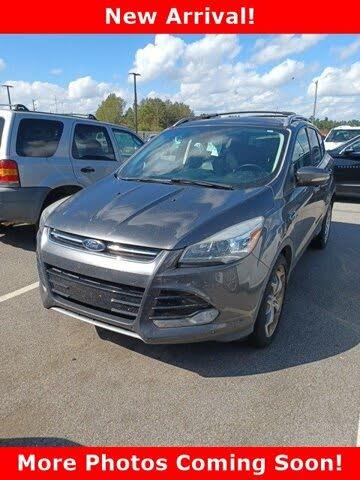 2015 Ford Escape Titanium FWD