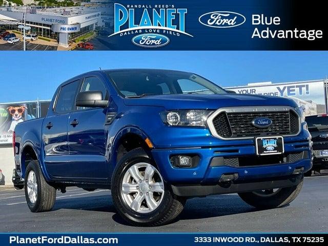2019 Ford Ranger XLT SuperCrew RWD