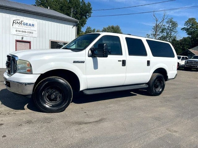 2005 Ford Excursion XLT 4WD