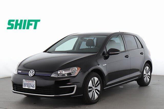 2016 Volkswagen e-Golf SE