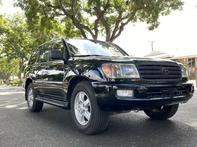 2003 Toyota Land Cruiser 4WD