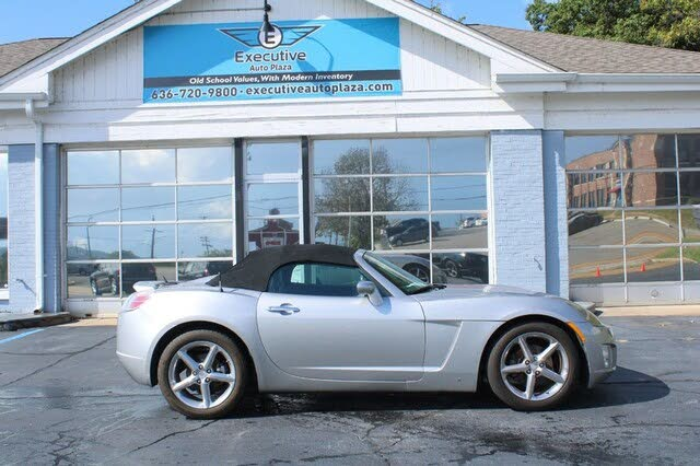 2008 Saturn Sky Red Line Carbon Flash Special Edition