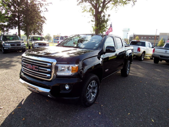 2020 GMC Canyon All Terrain Crew Cab 4WD with Leather
