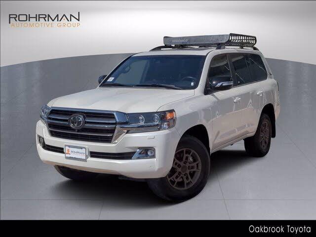 2020 Toyota Land Cruiser Heritage Edition AWD