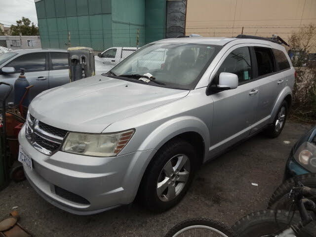 2011 Dodge Journey Mainstreet FWD