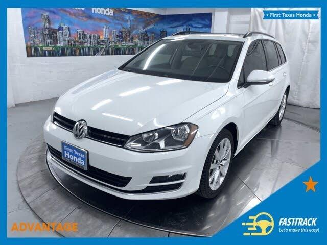 2015 Volkswagen Golf SportWagen SE