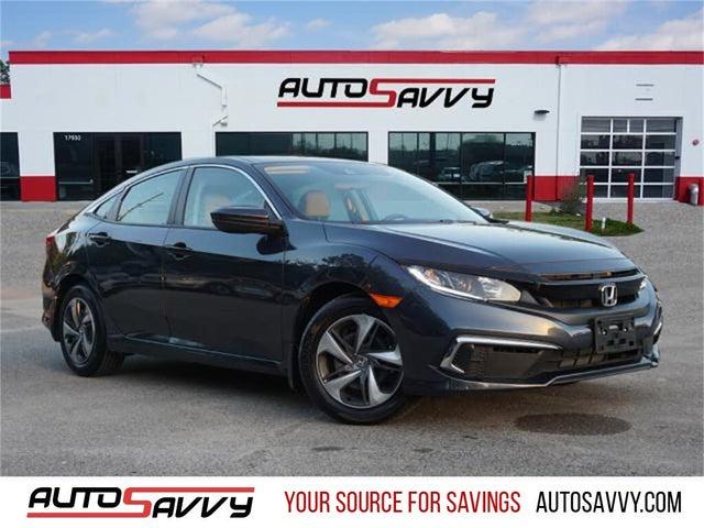 2021 Honda Civic LX FWD