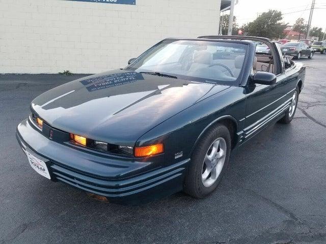1995 Oldsmobile Cutlass Supreme 2 Dr STD Convertible