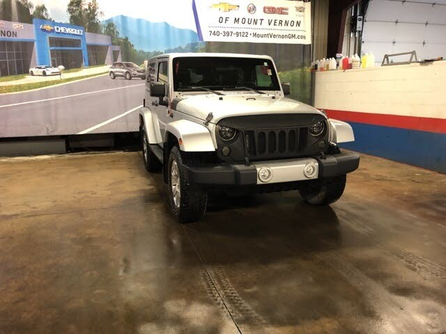 2011 Jeep Wrangler 70th Anniversary 4WD