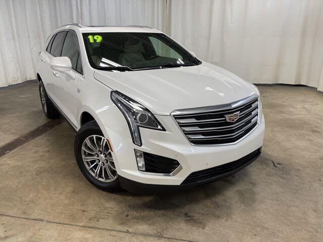 2019 Cadillac XT5 Luxury FWD