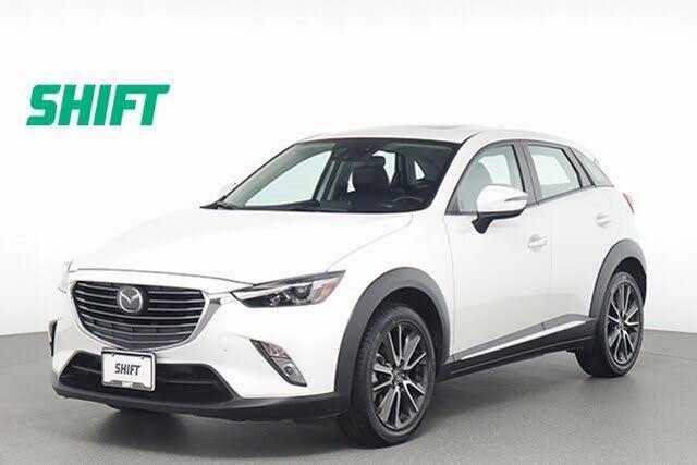 2017 Mazda CX-3 Grand Touring AWD