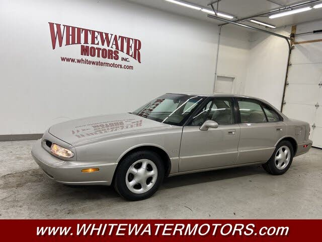 1996 Oldsmobile Eighty-Eight 4 Dr LSS Supercharged Sedan